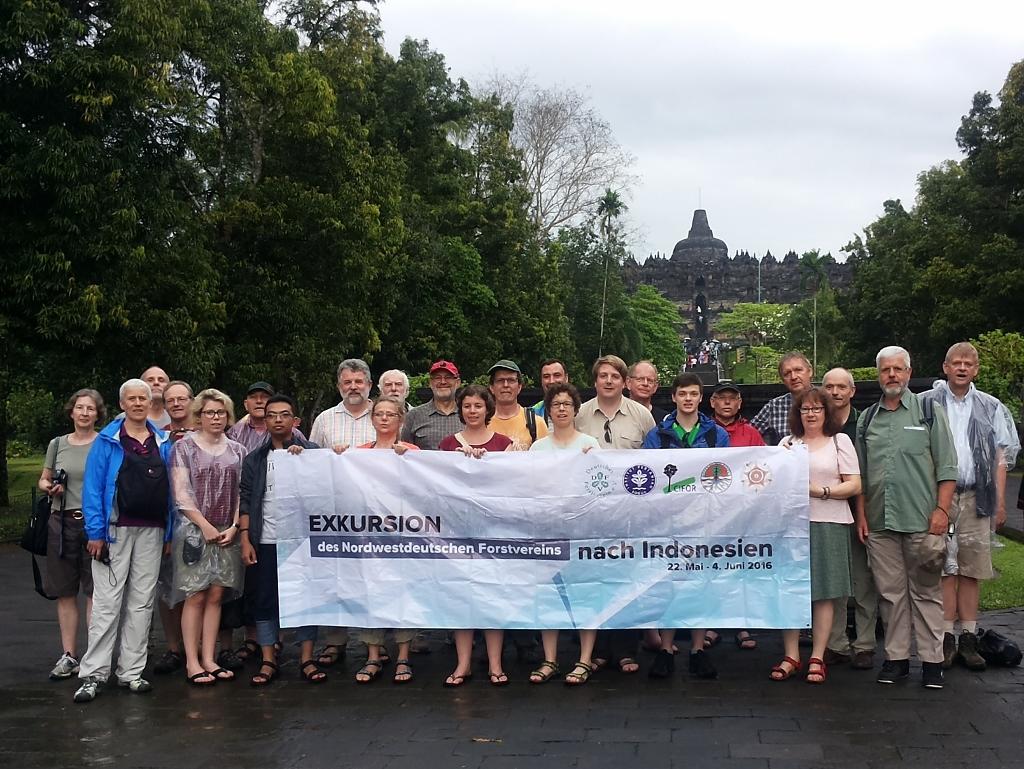 Bericht der Indonesienexkursion vom Nordwestdeutschen FV